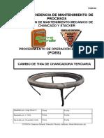 202 POE Cambio de tina de Chancadora Terciaria.doc