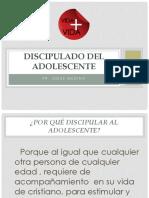Discipulado Del Adolescente Jl