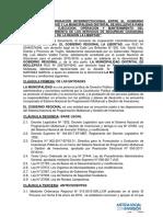 Convenio Especifico Entre Grll y Municipalidad Distrital Final