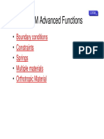 Cufsm Advanced Functions