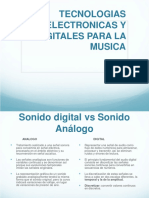 Sonido Digital