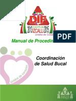 01 Formato Para El Manual de Procedimientos 2014 Consulta Dental 3