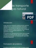Tipos de Transporte de Gas Natural