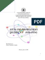 Tema 7. Enlace Químico Problemas