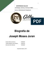 Joshep Moses Juran