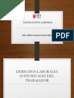 Diapositivas Legislacion Laboral Sesion 01