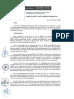Resolucion Consejo Directivo 006 2018 Aprueban Criterios Para Supervisar La Implementacion de Planes de Estudios e Informe 236 Compressed