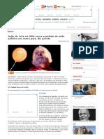 Ação de Lula na ONU serve a pedido de asilo político em outro país, diz jurista _ GGN.pdf