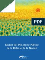 Revista del Ministerio Público de la Defensa de la Nación (2016)