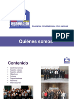 CENTRO DE FORMACION DE CONCILIADORES ENCARNACION CFE