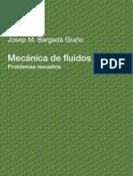 Mecánica de fluidos. Problemas resueltos. Josep M. Bergadà Graño