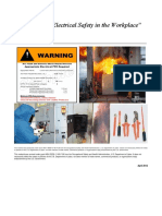 Electrical Safety Manual