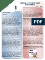 Newsletter 4 5 18