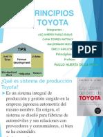 14 Principios de Toyota
