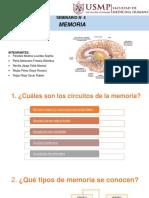 Seminario 4 - Memoria