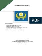 Manajemen Bisnis Pariwisat Rmk 5
