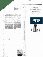 298981190 Enviando La Teoria Del Campo en La Ciencia Social Kurt Lewin 1