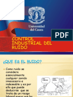 Control Industrial Del Ruido