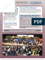 2010 Bakersfield Business Expo Booth Application