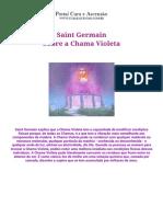 Saint Germain - Sobre a Chama Violeta