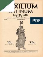 Auxilium Latinum 3