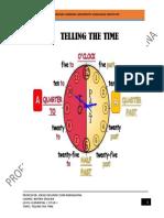 Telling the Time1jj