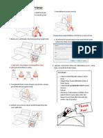 Cara Mengisi Tinda Printer