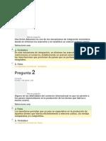 Parcial Fundamentos de Negocios Internacionales Unidad 1