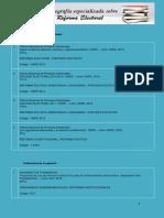 Bibliografia Reforma Electoral