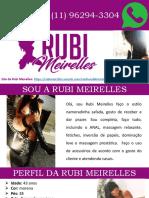 Dominadora Rubi Meirelles