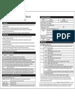 LP005 User Manual