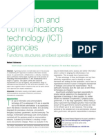 ICT Agencies