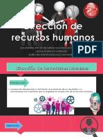 Dirección de recursos humanos.pptx