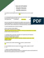 GUIA DE ESTUDIOS DISEÑO GRAFICO 2°