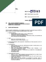 Vacuna BCG Aclara Uso Dosis .SEREMI Araucania Sur 2010