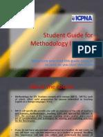 Met1 - Student Guide