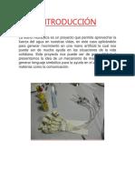 Inttroduccion Mano Hidraulica