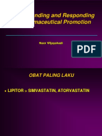 8. 2014 Understanding and Responding to Pharmaceutical Promotion