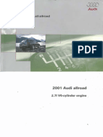 Audi Allroad Owners Manual OCR