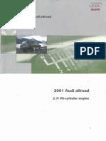 Audi Allroad Owners Manual OCR