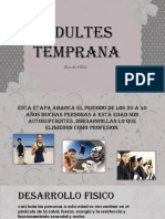 ADULTES TREMPRANA