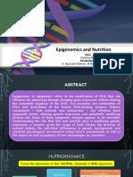 Epigenomics and Nutrition2