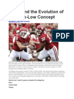 RPOs and the Evolution of the HighLow Concept