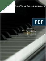 R&B Wedding Piano Sheet Music v - Unknown