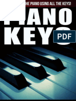 How to Play the Piano Using ALL - Duane Shinn