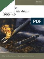 [Osprey] - [New Vanguard - 101] - Zeppelins German Airships 1900-40.pdf