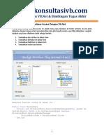 Membuat Backup Database Access dengan Vb Net