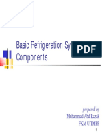 351 Refrigeration Components MAR