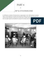 Worship and Evangelism at Nursing Home