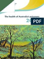 AIHW The health of Australia's prisoners 2015